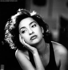 "Mexican actress Elizabeth Pena (in ""Lone Star"")"