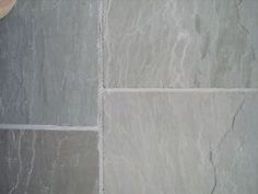 Grey Sandstone From inc vat FREE DELIVERY! Top quality premium sandstone - buy direct from the importer! Paving Slabs, Paving Stones, Outdoor Living Areas, Living Spaces, Patio Steps, Grand Designs, Back Gardens, Tile Floor, Hardwood Floors