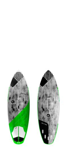 """Carve Pro Construction. Chaz by Paul Risktaker Carve ProSurfwave Thruster / Quad The new Carve comes with new shapes and two new sizes. Keith on the Carve: """"The Carve is a perfor- mance paddle board for aggressive riding. The fuller center outline and a more pulled in nose introduce a forgiving approach into the design, …"""
