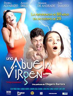 UNA ABUELA VIRGEN, de Olegario Barrera (2007)