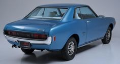 Learn more about Bone Stock: 1972 Toyota Celica ST on Bring a Trailer, the home of the best vintage and classic cars online. Classic Japanese Cars, Japanese Sports Cars, Classic Cars, Toyota Corolla, Toyota Celica, Corolla Hatchback, Automobile, Bone Stock, Toyota Cars