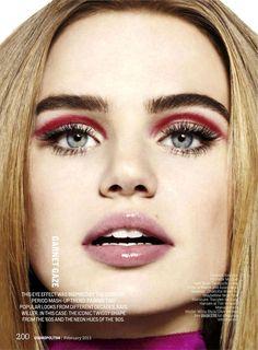 Geometric Cosmetic Editorials : A Little Faith