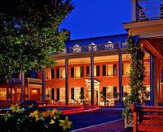 The Carolina Inn in Chapel Hill, N.C. is a hotel as well as an historic landmark on the UNC campus.