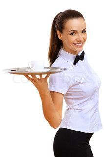 waiter outfits for girls - Google Search