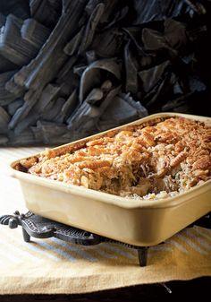 Classic Chicken and Wild Rice Hotdish Recipe