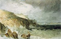 © Joseph Mallord William Turner - Royal Citadel, Plymouth (18th)