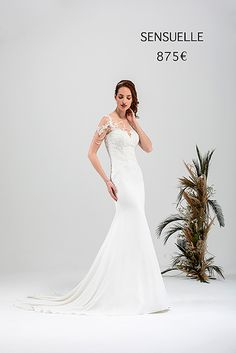 SENSUELLE Marie, Wedding Dresses, Collection, Fashion, Atelier, Bride Dresses, Moda, Wedding Gowns, Wedding Dress