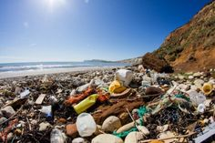 Researchers find that 5 trillion pieces of plastic are contaminating the oceans and threatening marine life.