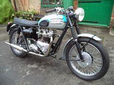 1959 650cc Triumph Bonneville
