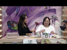 Caixa Love com Patina Riscada por Livia Fiorelli - 16/05/2017 - Mulher.com - P2/2 - YouTube