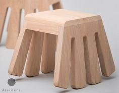 Itty Bitty rocking stool - Photo 1 | Image courtesy of Desinere