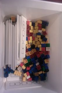 Rekenspellen: Sommen maken met legosteentjes Math Games, Learning Activities, Activities For Kids, Numicon, Montessori, Busy Boxes, Math School, Math Projects, Guided Math