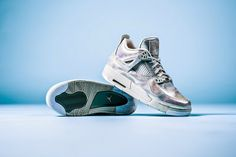 "EffortlesslyFly.com - Kicks x Clothes x Photos x FLY Sh*t: Air Jordan 4 Retro ""Pearl""*~"
