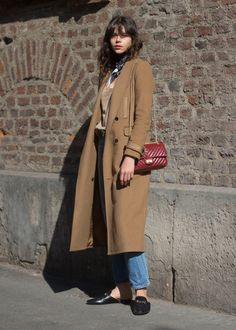 The Best Street Style Looks From Milan Fashion Week Fall 2017   StyleCaster