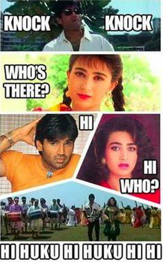Oh, Bollywood!