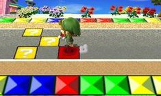 parti kart Motif #1o11 Mario Kart Parti 3/3 | motif pour ville Mario kart  parti kart