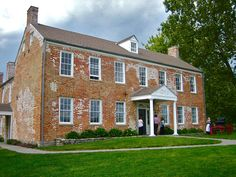 Col. Abner Gaines House in Boone County, Kentucky.