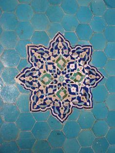 Persian Pattern PIASTRELLE DI CERAMICA PERSIANA