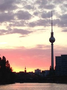 The Berlin skyline in the evening. Photo: David Farley, Special To The Chronicle