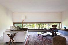 Residência LFJ - Projeto em parceria com Marcelo Alvarenga. Foto: Gabriel Castro