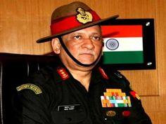 نئی دہلی (ہاٹ لائن) بھارتی آرمی چیف جنرل بیپن روات نے کسی ملک یا گروپ کا نام لیے بغیرکہا ہے کہ بھار