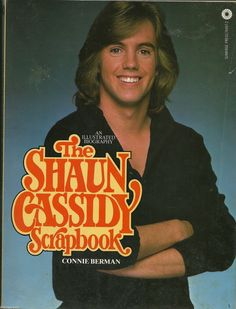 Shaun Cassidy totally want this! :D
