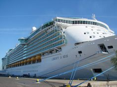 This Is The Ship I Was On Simply Put Awesome Royal Caribbeans Liberty Of The Seas