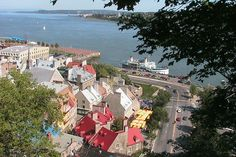 Quebec City, Quebec, Canada # 8 Top City in United States & Canada for Vacation Destination