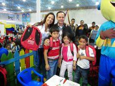 PROTECCIÒN CIVIL TÀCHIRA: A los niños y niñas de los refugios Gobernador del...