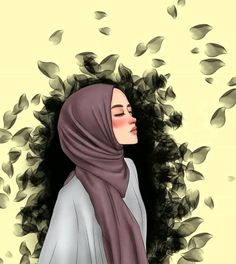 The actual scarf is the most essential item inside outfits of ladies along with hijab. Girly Drawings, Cartoon Drawings, Girl Cartoon, Cartoon Art, Cartoon Memes, Cartoon Characters, Tmblr Girl, Hijab Drawing, Instagram Cartoon