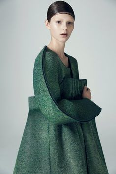 'Earth's Crust / Material rules' by Matilda Norberg, a whole world of knitwear