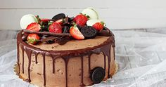 Cake Decorating Videos, Macarons, Tiramisu, Cheesecake, Food And Drink, Sweets, Cooking, Ethnic Recipes, Cakes