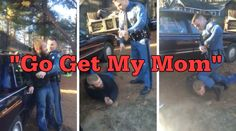 'Go Get My Mom' Maine State Police Arrest Video Turned Into Sitcom [VIDEO]