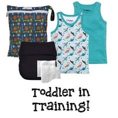 Get ready to potty with the Toddler in Training Cozy Bumdle! Each kit contains a Flip Trainer, GroVia Unders, and a Sweet Pea wet bag. Wet Bag, Cloth Diapers, Training, Cozy, Tank Tops, Clothes, Women, Fashion, Outfits