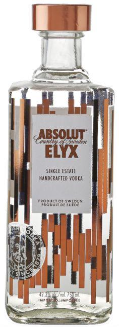 Absolut Elyx : Liquor Depot; Edmonton