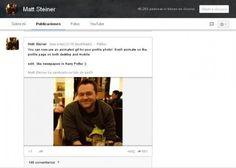 Google+ permite gifs como fotografías de perfil | BolsaSpain