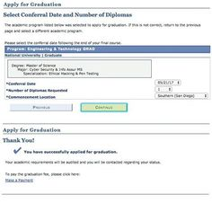 """What a nice surprise! I received an email from my advisor asking why I haven't applied for my graduation yet.  """"I didn't know it was time?"""" So guess what I dropped everything and applied. Lol . Finally!  That was quite a journey.  Still not over yet though working on our capstone project now. . (!requirementsCompleted) ? console.log(""""Not Yet."""") : console.log(""""It's finally over!""""); . It's finally over!"""