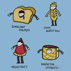Well, we all know what Mycroft would be . . .