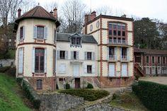 Elmehunyor - GNL911 Medan, Emile Zola, Saint Sauveur, Tribute, Claude Monet, 1, Construction, Vacation, Places