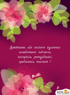 Special Day, Wish, Birthdays, Happy Birthday, Ale, Holiday, Motto, Celebrations, Gardening