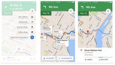 Google Maps nos ofrece la posibilidad de añadir paradas a las rutas - http://www.actualidadiphone.com/google-maps-anade-la-posibilidad-de-anadir-desvios-a-las-rutas/