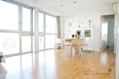 Picnic apartment Barcelona by Tea on the moon ♥ begoña ♥, via Flickr  Perfect apartment if you are traveling with babies or children to Barcelona :) Kina Grannis, Barcelona, Traveling With Baby, Picnic, Living Room, Moon, Tea, Furniture, Babies