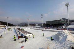 PyeongChang Winter Olympics 2018 Venues   Photo 8   TMZ.com Pyeongchang 2018 Winter Olympics, Dolores Park, Korea, Travel, Winter Olympic Games, Places, Pictures, Viajes, Destinations