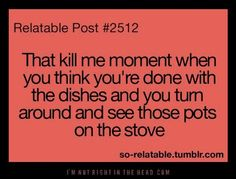 ALL THE TIME!