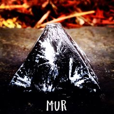 MUR Clay Orgonite Style Sculpture Pyramid Art. Color Black and White. Need a more positive of energy in your life? Experience the new era of energy art with MUR lifestyle Energy Art. Photography by Garth Harvey. Available at http//:murmeditationpyramids.com #MurArt #orgone #orgone #sacredgeometryart #geometricart #garthharvey #murlifestyleart #spiritualart #homeart #energyart #meditationart #murpyramidpower #mur #claysculpture #pyramid #buypyramids #earthday #happyearthday #orgone #orgonite…