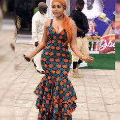 Style Inspiration: Latest 2019 Ankara Styles, African print fashion, Ankara fashion , Afri… – African Fashion Dresses - African Styles for Ladies African Print Wedding Dress, African Print Dresses, African Print Fashion, Africa Fashion, African Dress, Fashion Prints, African Prints, African Attire, African Wear