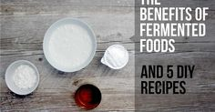 Fermented foods are certainly all the rage and for good reason. But what are they exactly, and why are they gaining such attention? Fermented foods are things like yogurt, buttermilk, cottage cheese, sauerkraut, kimchi, kefir and kombucha --products made from yeast starter (like sourdough bread) or lactic acid (like kimchi) or others. Very simply...