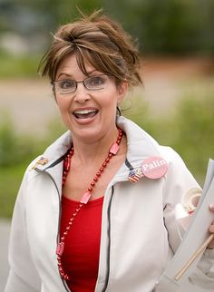 Sarah Palin....didn't know where to pin...ugly or stupid