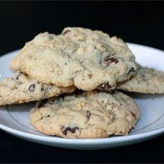 Chocolate Crispy Cookies - Allrecipes.com