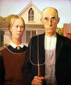 Wood - The 50 Greatest American Paintings | Complex UK